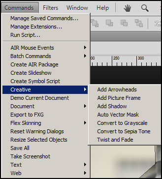 how to show chapter number menu in adobe