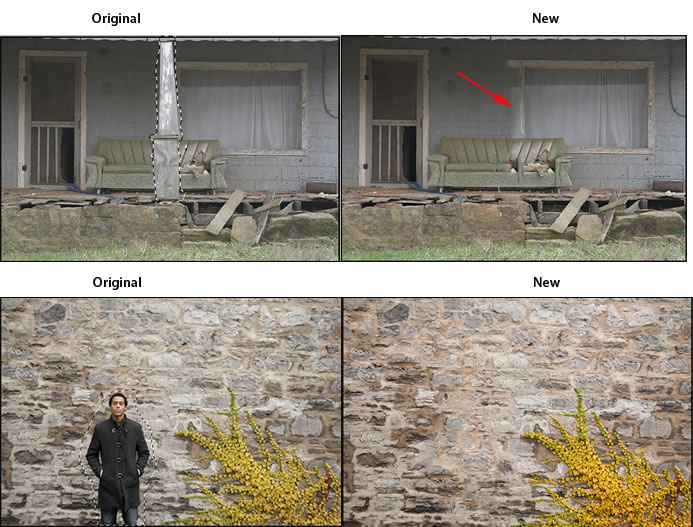 How to Erase Anything in Photoshop with Content Aware Fill