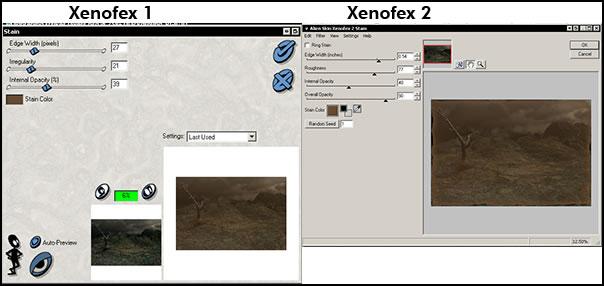 Alien Skin Xenofex 2.6.1