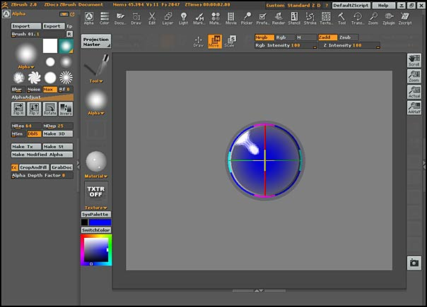 zbrush-interface jpgZbrush Interface